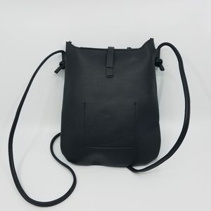 Bags - 🤑Black Vegan Crossbody
